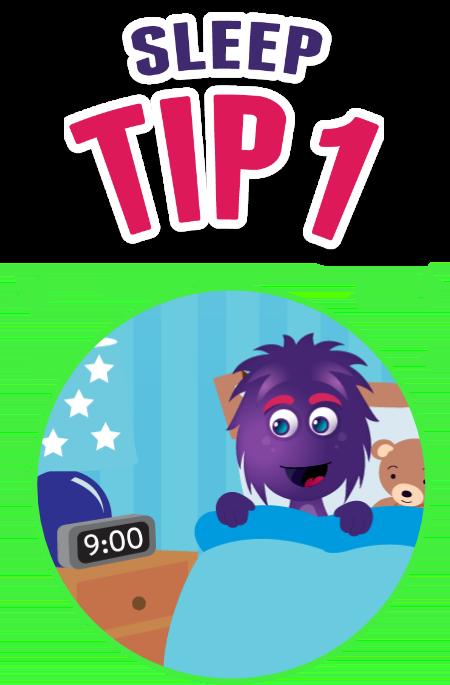 Sleep tip 1
