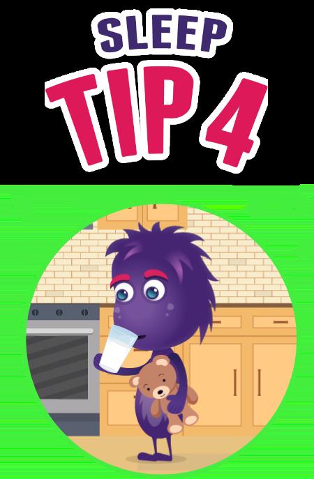 Sleep tip 4